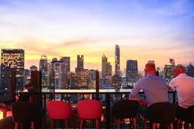 100 Tribeca Roof Top Bars 12300 About