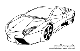 Coloring Pages Muscle Cars