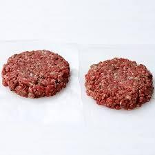 das perfekte burger patty