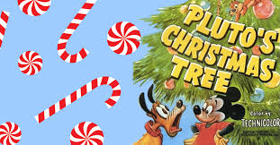 Plutos Christmas Tree Ornament by Watch This 1952 Short U0027 U0027pluto U0027s Christmas Tree U0027 U0027 Sparked A Series