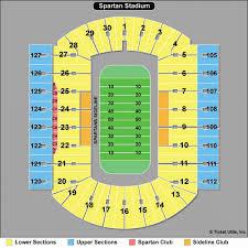 Western Michigan University Football Stadium Seating Chart