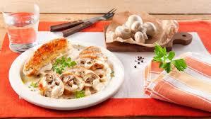 cuisiner des blancs de poulet recette de blancs de poulet farcis à la mozzarella et aux