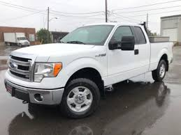 2013 Ford F-150 XLT 4X4 **1 OWNER-WE FINANCE** (Coliseum Auto Sales ...