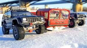 100 Axial Rc Trucks Extreme Snow Adventures RC OFF Road MAN KAT1 The Beast