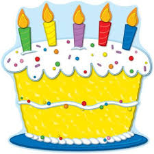 Misc clipart cake candle 8