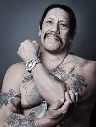 Youve Seen That Tough Latino Guy With Glossy Long Dark Hair A Mustache Muscular Body So Intimidatingly Tattooed In Action Thriller Movies Portraying