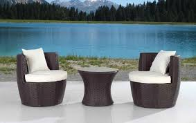 Lovely Outdoor Lounge Furniture Modern Wicker Patio Inside Remodel 5