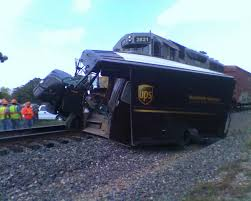 100 Ups Truck Accident Train Collides With UPS In Stilwell Fort SmithFayetteville