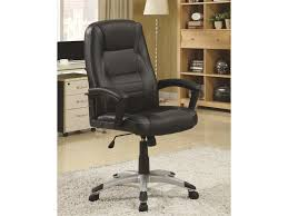 Office Chairs Executive Office Chair With Adjustable Seat Height By Coaster  At Rotmans Replica Charles Ray Eames Pu Leather High Back Executive Office Chair Black Stanton Mulfunction By Bush Business Fniture Merax Ergonomic Gaming Adjustable Swivel Grey Sally Chairs Guide How To Buy A Desk Top 10 Soft Pad Annaghmore Fduk Best Price Guarantee We Will Beat Our Competitors Give Our Sales Team A Call On 0116 235 77 86 And We Wake Forest Enthusiast Songmics With Durable Stable Height Obg22buk Rockford Style Premium Brushed Alinium Frame