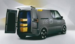 Vans Electric Vehicle - Best Secret Wiring Diagram •