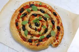 pizza spirale la cuisine de jackie