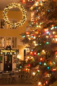 Stop By Congress Hall For A Tree Lighting Ceremony Friday Dec 1