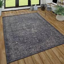 kurzflor teppich bunt marokkanisches design used look