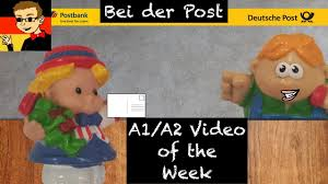 German For Beginners 32 At The Post Office YouTube