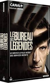le bureau originale le bureau des légendes saison 1 dvd amazon fr