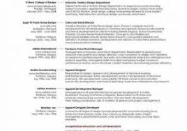Technical Resume Examples From Inspirational Template