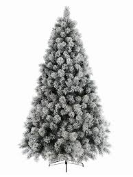 21M 7ft Snowy Vancouver Mixed Pine Christmas Tree