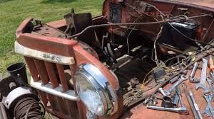 Willys Truck Take Eleven; Swappin Parts - YouTube Willys Jeep Parts Fishing What I Started 55 Truck Rare Aussie1966 4x4 Pickup Vintage Vehicles 194171 1951 Fire Truck Blitz Wagon Sold Ewillys 226 Flat Head 6 Cyl Nos Clutch Disk 9 1940 440 Restored By America For Sale Willysjeep473 Gallery 1941 The Hamb Jamies 1960 Build Willysoverland Motors Inc Toledo Ohio Utility 14 Ton 4