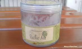 Rustic Art Aloe Vera Gel Review