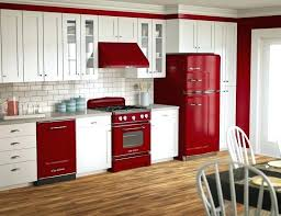 Full Image For Big Chill Retro Fridges Stoves And Dishwashers Come In Eight Vibrant Colors Red