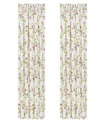 Jacobean Style Floral Curtains by Window Treatments Curtains U0026 Valances Dillards