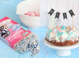 wird es ein junge oder mädchen gender reveal cake mit dr