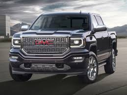 Pre-Owned 2017 GMC Sierra 1500 Denali 4D Crew Cab In Kearney #R2678A ... Sierra Denali Ultimate Pickup Gmc Life 2019 Is A Toughlooking Luxury Truck With Carbon 1500 Review Gear Patrol Gm Unveils Slt Pickup Trucks New 2017 Ultimate Full Start Up Crew Cab Test Drive 2014 Sierra Stock 7337 For Sale Near Great Neck Puts A Tailgate In Your Roadshow 2016 Gets Upmarket Trim 62l V8 4x4 Car And Driver Lifted On Show Gallery