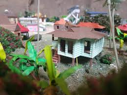 100 Houses In Malaysia DIY Workshop To Build Miniature N Homes