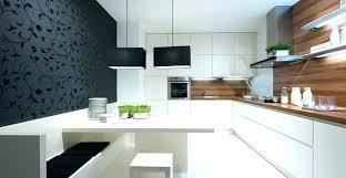 deco cuisine blanc et bois cuisine blanche et bois bilalbudhani me