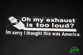 Oh My Exhaust Is Too Loud Sticker | Truck | Pinterest | Exhausted St13 Louder Turbos More Smoke Spintires Mods Mudrunner Exhaust Whistle Trick Muffler Prank Gag Gift Car Truck Tailpipe Dodge Ram 1500 Questions I Want My Truck To Sound Loud And Have Ruby Durham Wcnc On Twitter Detectives Are Looking For The Suspect 52016 Ford F150 Exhaust Systems5 Best Systems You 5 Top Rated Performance Systems 200918 How To Make Your Sound Than Normal Oct 2018 17 Inch 12v 24v 150db Super Loud Single Trumpet Air Operated Horn This Supercar Pagani Huayra With Straight Pipes Is So Chevy Silverado Upgrade Morries Heritage Are My Right Or They Bikebanditcom