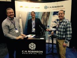 100 Ch Robinson Trucks Worldwide CH On Twitter Great Time Networking At The National