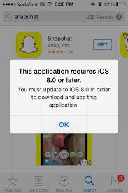 How to install Snapchat on iOS 7 1 2 on iPhone 4 without jailbreak