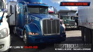 2011 PETERBILT USED COMMERCIAL TRUCK FOR SALE - YouTube 2010 Freightliner Columbia Sleeper Semi Truck Tampa Florida New Aftermarket Used Oem Surplus Fender Exteions For Equipment Finance Cstruction Best Sales Crs Trucks Quality Sensible Price Commercial Sale Body Repair Shop In Sparks Near Reno Nv Cars St Louis Mo Cape Auto For Pa Nj Md De And Trailers E F Vans In Arizona