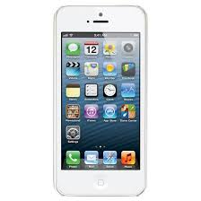 Apple iPhone 5 16GB Certified Pre Owned Unlocked White Tar