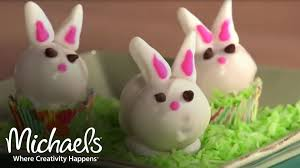 Michaels Cake Decorating Tips by Easter Cake Pops Easter Projects U0026 Decor Michaels Youtube