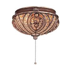 minka aire universal 2 light bowl ceiling fan light kit reviews