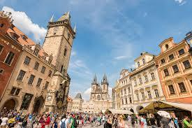 100 Square One Apartments Prague U Kapra Prague Stay