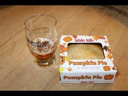 Wasatch Pumpkin Ale Recipe by Pumpkin Pie Ale Wormtown Brewery Table Talk Pies Relaunching
