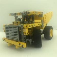 100 Lego Mining Truck Technic Mining Truck 42035 And Technic Helicopter 42020