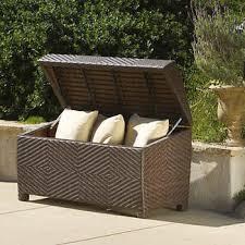 Suncast Resin Deck Box 50 Gallon by Deck Boxes Costco