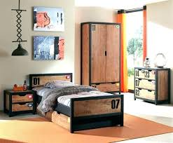 chambre bébé bois naturel lit enfant bois brut chambre bebe bois massif lit bebe bois brut