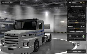 EAA TRUCKS PACK 1.22 For ETS 2 -Euro Truck Simulator 2 Mods