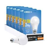 30 60 100 watt replacement soft white 3 way cree led bulb