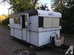 Vintage Tow Low Camper Hard Side Popup Sale Oshkosh