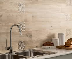 wood look tiles the accent tiles are great inside kitchen