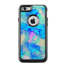 OtterBox muter iPhone 6 Case Skin Electrify Ice Blue by Amy