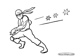 Fresh Ninja Coloring Pages Printable 68 For Free Kids With