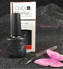 Cnd Shellac Led Lamp Instructions by Cnd Shellac Dark Diamonds 91258 Gel Color Coat L Gel Nails Com