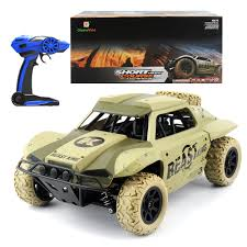 100 Monster Trucks Rc 118 15MPH Remote Control Car RC Electric Truck 24GHz Off