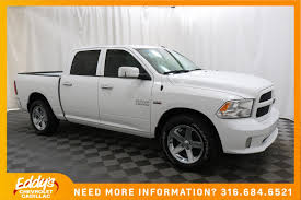 100 Trucks For Sale Wichita Ks PreOwned 2017 Ram 1500 Crew Cab Express Truck In CT6293A